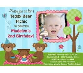 Teddy Picnic Invitation Template by Teddy Picnic Invitation Template Beautiful Scenery