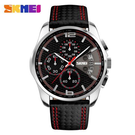 Jam Pria 5 11 Senter skmei jam tangan analog pria 9106