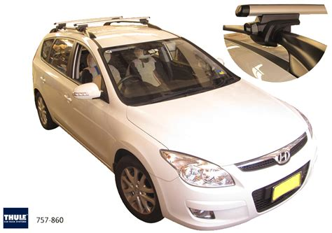 Thule Roof Racks Sydney by Hyundai I30 Roof Rack Sydney