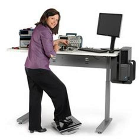 anthro standing desk 1000 images about stand up desk ideas on
