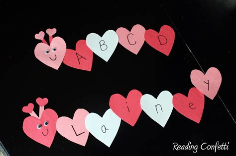 valentines day preschool 10 s day literacy activities for toddlers and