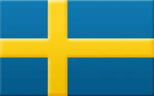 swedish flag colors swedish flag by trvsnbl on deviantart