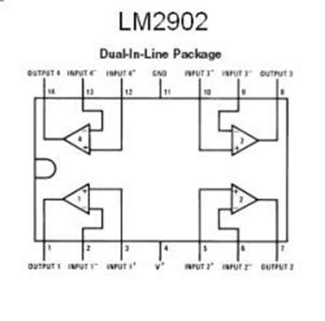 Ic Power Lm318n lm2902 op ic nightfire electronics llc