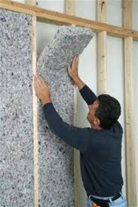 soundproof your apartment by using insulation materials