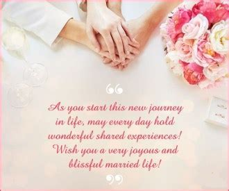 Newly Wedding & Marriage Couple Wishes & Greeting Message
