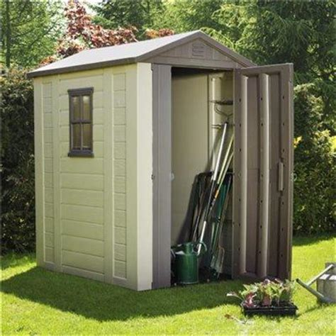 Keter Plastic Sheds 6x4 by Page Not Found Garden Buildings Direct