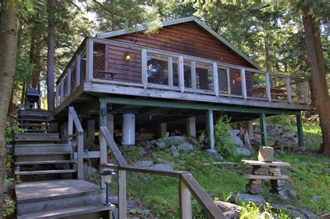 cottage rentals parry sound water access cottage rental in parry sound ontario