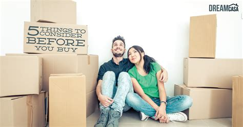 what to consider before buying a house 5 important factors to consider before buying a house dreamcasa org
