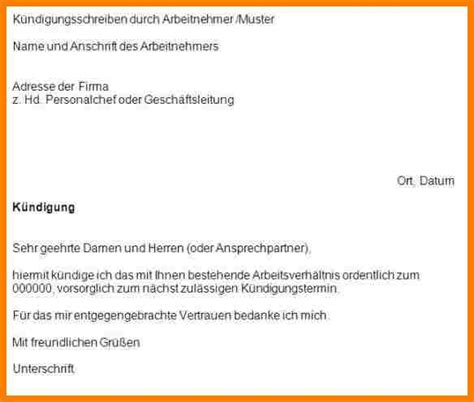 Brief Innerhalb Schweiz 8 k 252 ndigung vorlage word analysis templated analysis