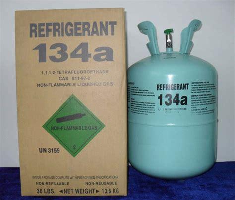 Refrigerant 134a refrigerant gas r134a manufacturer supplier china