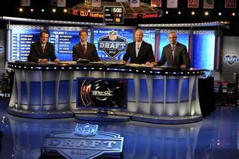 Center Draft L by Front Center Todd Mcshay Espn Front Row
