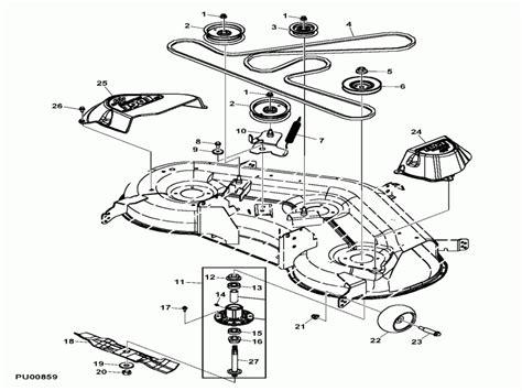 deere 38 mower deck belt diagram deere stx38 drive belt diagram wiring diagrams