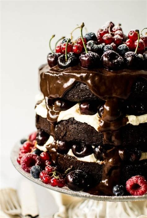 Blackforest Choco 22 cake of the day black forest gateau