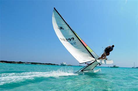 excursion catamaran bonifacio ecole et location de catamaran 224 bonifacio club de voile