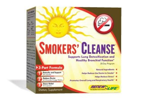Best Detox For Smokers by Smokers Cleanse Renew Vitasouth