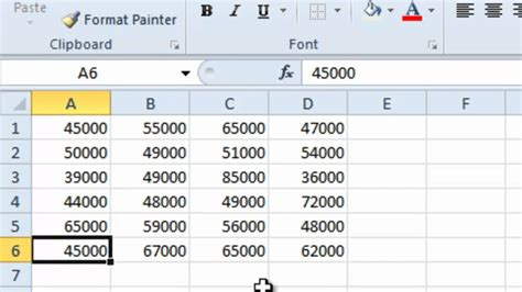 easy vlookup tutorial video excel 2010 tutorial 7 multiple worksheets calculations