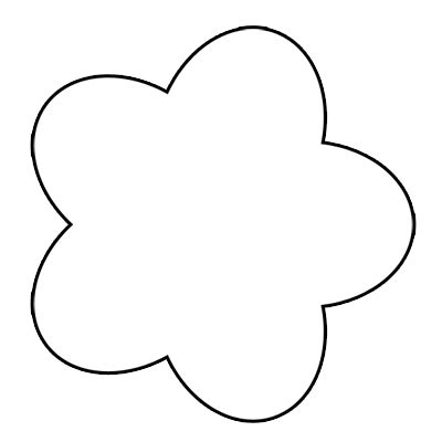 Flower Outline Black And White by Flower Clip Outline Clipart Panda Free Clipart Images
