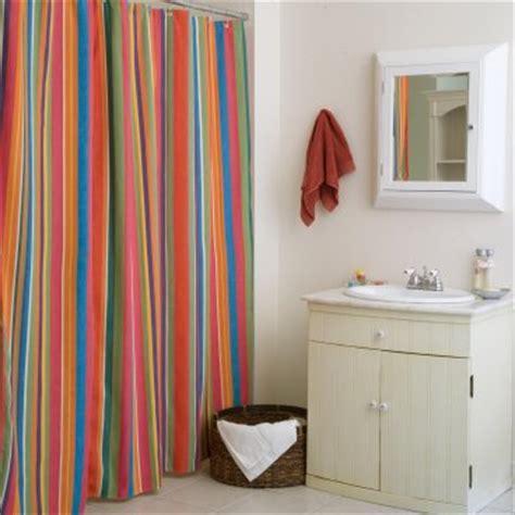 decorar cortina baño cortinas de ba 241 o tendenzias