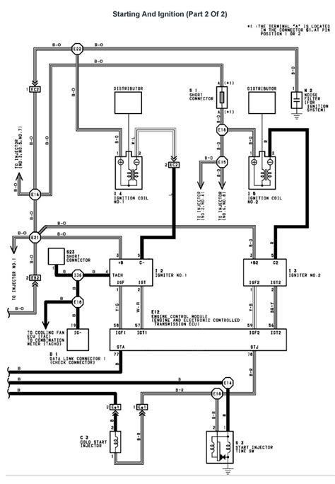 lexus ls400 water diagram wiring diagrams wiring