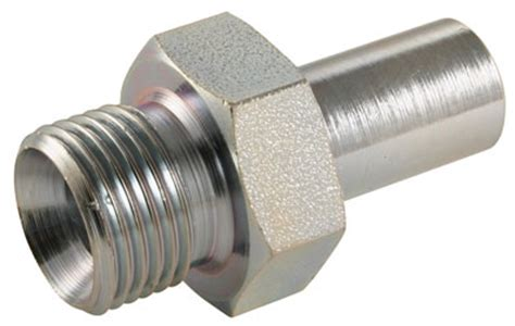 Pipa Bulat Stainless Steel 1 14 X 08mm s series metric standpipe adaptor bspp 316 stainless