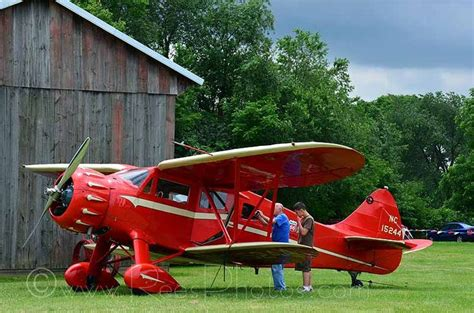 Waco Cabins by Waco Yoc Also Known As A Cabin Bipe Aircraft