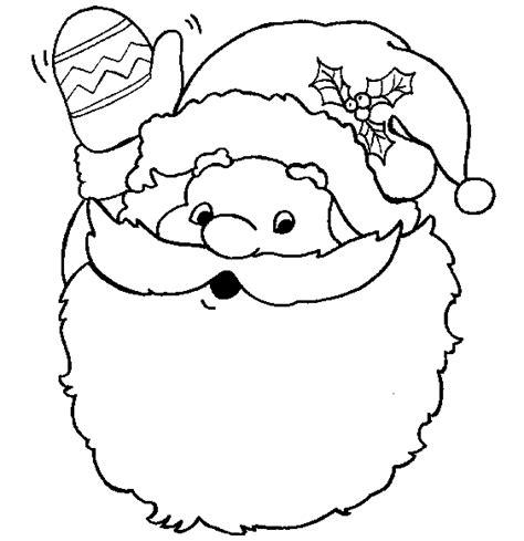 imagenes de santa claus para whats canalred gt navidad gt plantillas navide 241 as para colorear de