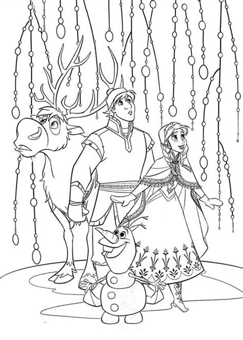 frozen coloring pages pdf free frozen printable coloring activity pages plus free