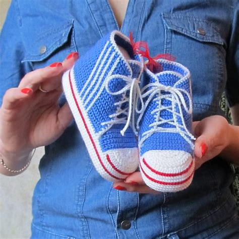 crochet converse slippers pattern free crochet sneakers slippers pattern the best collection