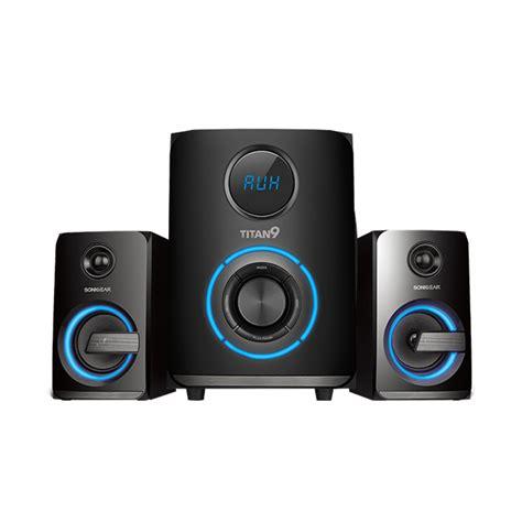 jual sonicgear speaker titan 9 btmi harga