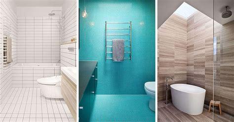 bathroom wall and floor tiles ideas bathroom tile idea use the same tile on the floors and