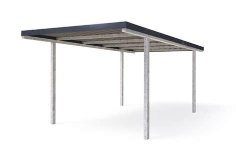 bausatz carport metall carport metall carport aus metall gerhardt braun