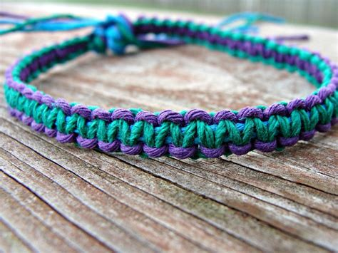 Hemp String Patterns - best 25 hemp bracelet patterns ideas on