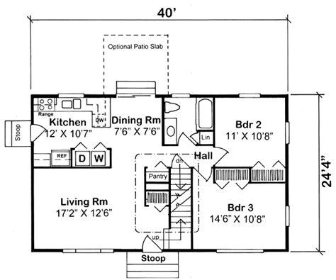 Coastal Homes Plans house plan 34077 at familyhomeplans com