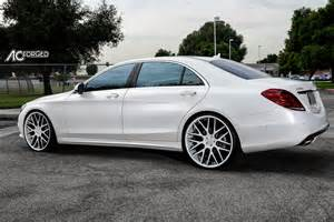 Mercedes Ac Mercedes S Class Custom Wheels Ac Acr 413 24x9 0 Et