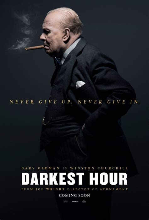 darkest hour new yorker darkest hour new poster gt https teaser trailer com