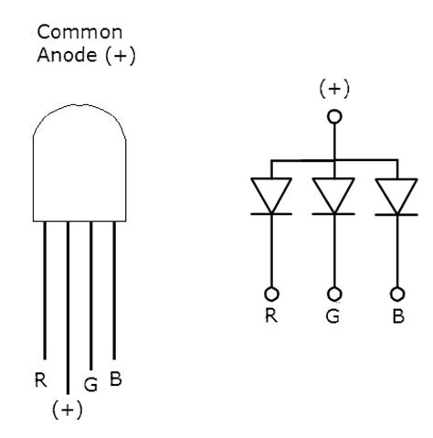 anode ground diode how to wire single color leds on ipac ultimate