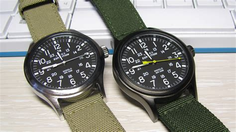 Timex Expedition Scout timex expedition scout t49961 vs timex expedition scout