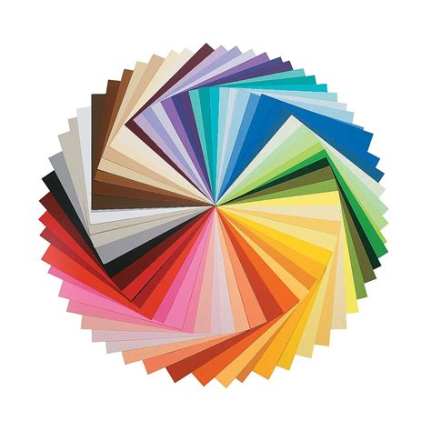 Craft Paper Suppliers - color spectrum paper pack trading