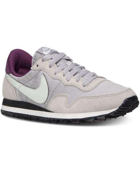 nike air sneakers lyst nike s air pegasus 83 casual sneakers from