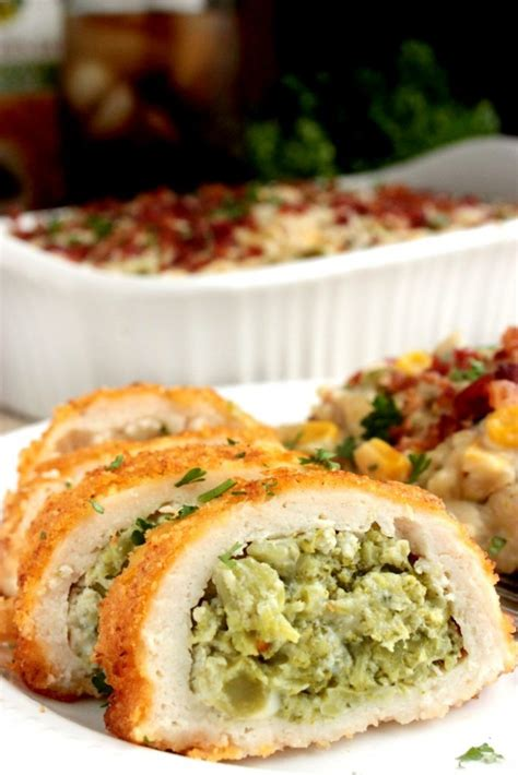 creamy confetti corn and rice and barber foods broccoli