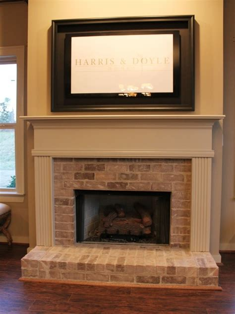 1000 ideas about fireplace redo on fireplaces