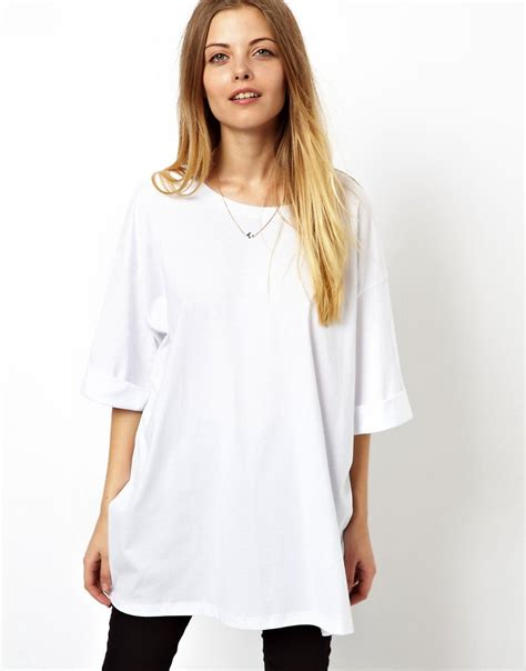 Oversized Tshirt asos asos oversized t shirt at asos
