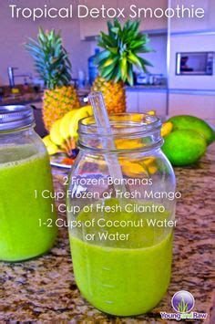 Jazz Detox Directions by Smoothies Juices And Protein Shakes On