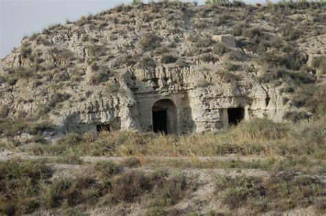 casas en cuevas casas rurales baza