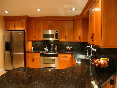 Black Granite Countertops by Customized Counter Tops By Granitech Inc In Springfield Va