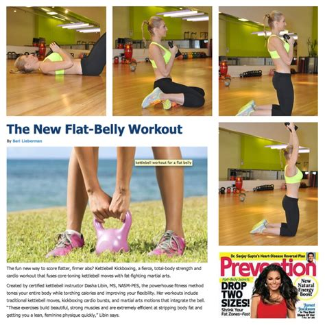 prevention magazine names kbbody series dvds best belly fighting workout kettlebell kickboxing