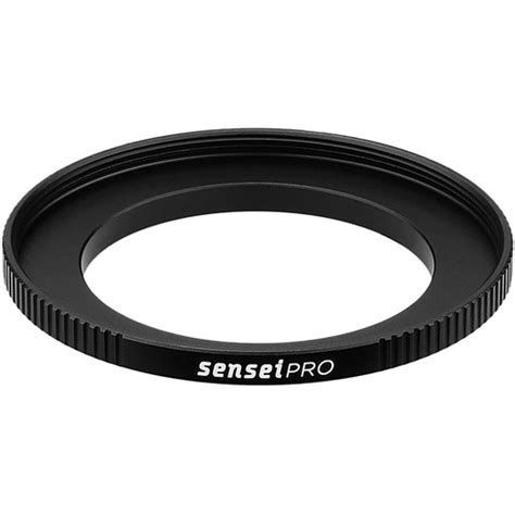 40 5 52mm Step Up Ring sensei pro 40 5 52mm aluminum step up ring surpa 40 552 b h