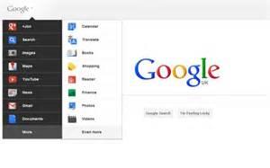google home design new google homepage design planning for a new google