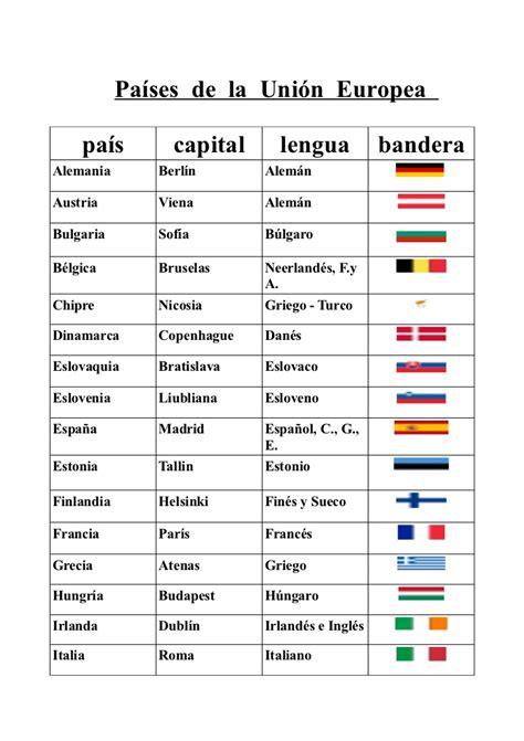 en un pais extrano 8416237212 deures paises capitales y banderas 1