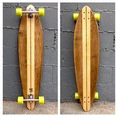 Handmade Longboard Skateboards - pintail longboard on longboards longboard